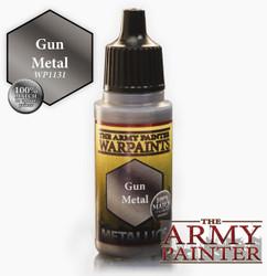 Army Painter: Warpaints Gun Metal 18ml