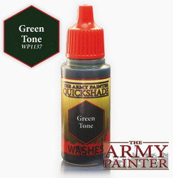 Army Painter: Warpaints Green Tone Wash / Ink 18ml