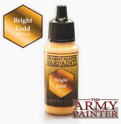 Army Painter: Warpaints Bright Gold 18ml