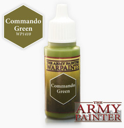 Army Painter: Warpaints Commando Green 18ml