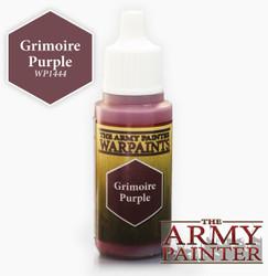 Army Painter: Warpaints Grimoire Purple 18ml