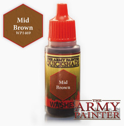 Army Painter: Warpaints Mid Brown 18ml