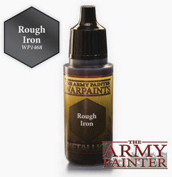 Army Painter: Warpaints Rough Iron 18ml