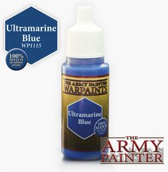 Army Painter: Warpaints Ultramarine Blue 18ml