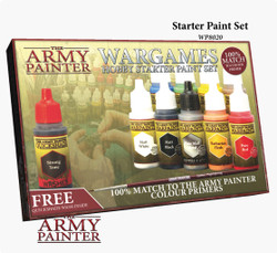 Army Painter: Warpaints Starter Paint Set (NEW)