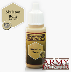 Army Painter: Warpaints Skeleton Bone 18ml