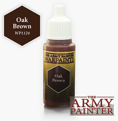 Army Painter: Warpaints Oak Brown 18ml