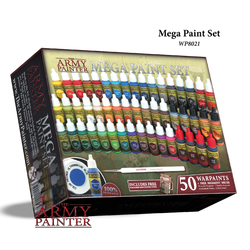 Army Painter: Warpaints Mega Paint Set III (NEW)