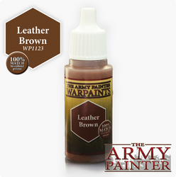Army Painter: Warpaints Leather Brown 18ml