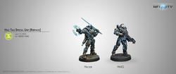 Infinity Hac Tao Special Unit (Hacker/Hmg) - Yu Jing
