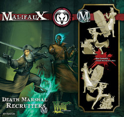 Malifaux Death Marshall Recruiters - Guild - M2E