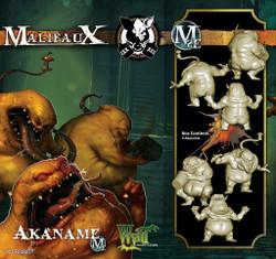 Malifaux Akaname - Gremlins - M2E