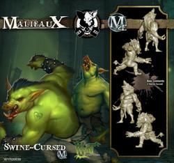 Malifaux Swine-Cursed - Gremlins - M2E