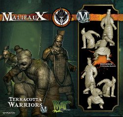 Malifaux Terracotta Warriors - Ten Thunders - M2E