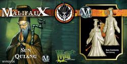 Malifaux Sun Quiang - Ten Thunders - M2E