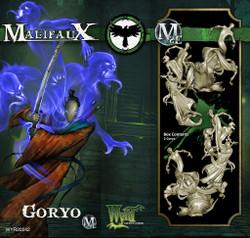 Malifaux Goryo - Resurrectionists - M2E