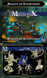 Malifaux Beacon of Knowledge - Arcanists - M2E