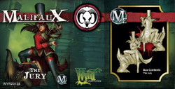 Malifaux The Jury - Guild - M2E