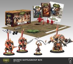 Hordes Skorne Battlegroup - MK3