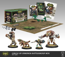 Hordes Circle Orboros Battlegroup - MK3
