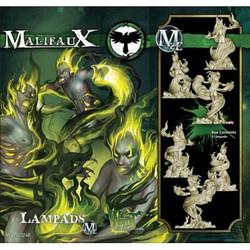Malifaux Lampads - Resurrectionists- M2E