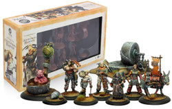 Guild Ball Farmers Guild - Old Fathers Harvest Team Pack (6)