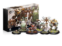Guild Ball Engineer's Guild - Precision Made - Team Pack