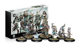 Guild Ball Fisherman's Guild - The Changing Tide - Team Pack