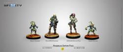 Infinity Support Pack Unit - Haqquislam