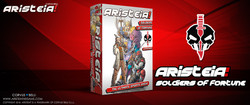 Infinity Aristeia - Soldiers of Fortune Expansion Pack