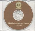 USS Independence CV 62 1974 1975 Cruise Book CD RARE