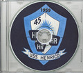 USS Henrico APA 45 1959 CRUISE BOOK CD RARE US Navy