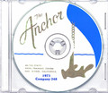 NTC Naval Recruit Training Anchor CD Company 1973 248
