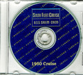 USS Salem CA 139 1950 Med Cruise Book on CD RARE