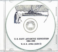 USS Atka AGB 3 1954 - 1955 CRUISE BOOK RARE CD US Navy