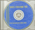 USS Bordelon DDR 881 1953 Med Cruise Book on CD RARE