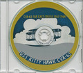 USS Kitty Hawk CVA 63 1963 1964 Cruise Book on CD