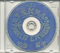 USS Knapp DD 653 1953 54 World Cruise Book on CD