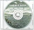 USS Helena CA 75 1952 CRUSE BOOK CD  RARE US Navy