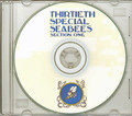 Seabees Special 30th Naval Construction Battalion Log WWII  CD RARE