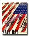 Strong Navy Guarantees Peace 1945 Canvas Print 2D