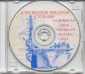 USS Block Island CVE 106 CRUISE BOOK Log 1953 Med CD
