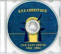 USS Currituck AV 7 1961 - 1962  Cruise Book CD RARE