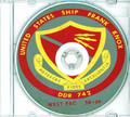 USS Frank Knox DDR 742 CRUISE BOOK Log 1958 - 1959 CD