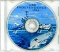 USS Independence CVA 62 1966 Med Cruise Book CD RARE