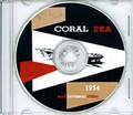 USS Coral Sea CVA 43 MED CRUISE BOOK Log 1954 Crew Photos CD