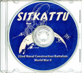 Seabees 22nd NCB Naval Construction Battalion Log WWII  CD RARE