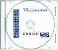 USS Yellowstone AD 27 CRUISE BOOK Log MED 1957 CD