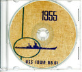 USS Iowa BB 61 Med CRUISE BOOK Log 1955  CD