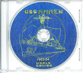 USS Ammen DD 527 1953 - 1954 World Cruise Book on CD RARE